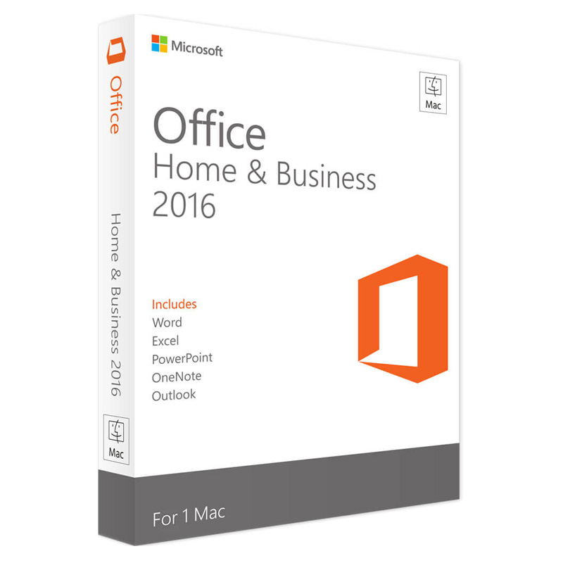 office mac 2016 kopen
